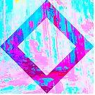Geometric Abstract  by CharDoesArt