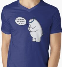 Ice Bear Believes In You - We Bare Bears Cartoon T-Shirt
