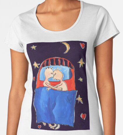 Asleep Women's Premium T-Shirt