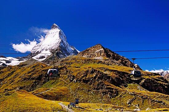 Near Matterhorn by Mallorn