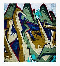 Graffiti. Street Art in Australia 5 Photographic Print