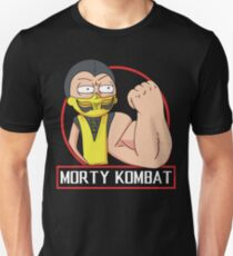 Morty Kombat T-Shirt