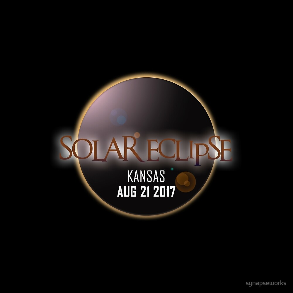 America´s Eclipse 2017 - Kansas by synapseworks