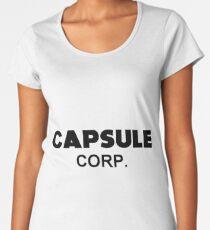Dragon Ball Z - Capsule Corp. (Trunks) Women's Premium T-Shirt