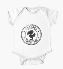 Chocobo since 1988 Stamp - Final Fantasy Serie Kids Clothes