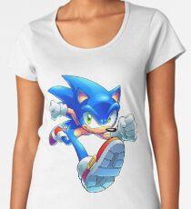 Sonic The Hedgehog Women's Premium T-Shirt