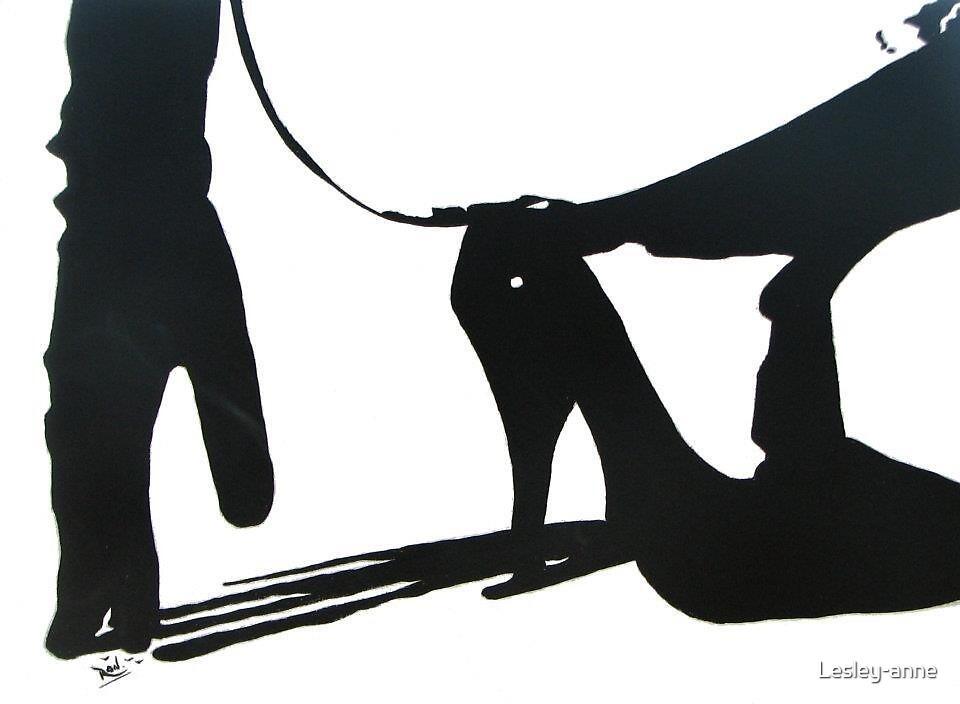 Heels by Lesley-anne