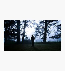 Mourning Morning Photographic Print