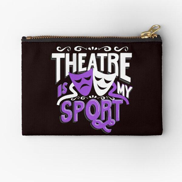 Le théâtre est mon sport drôle Pochette
