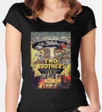 Two Brothers Women's Fitted Scoop T-Shirt