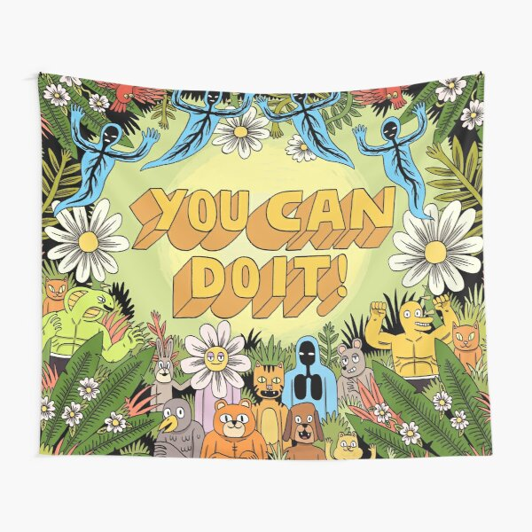 You can do it! Tapestry