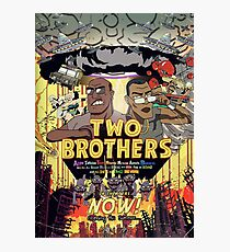 Two Brothers Photographic Print