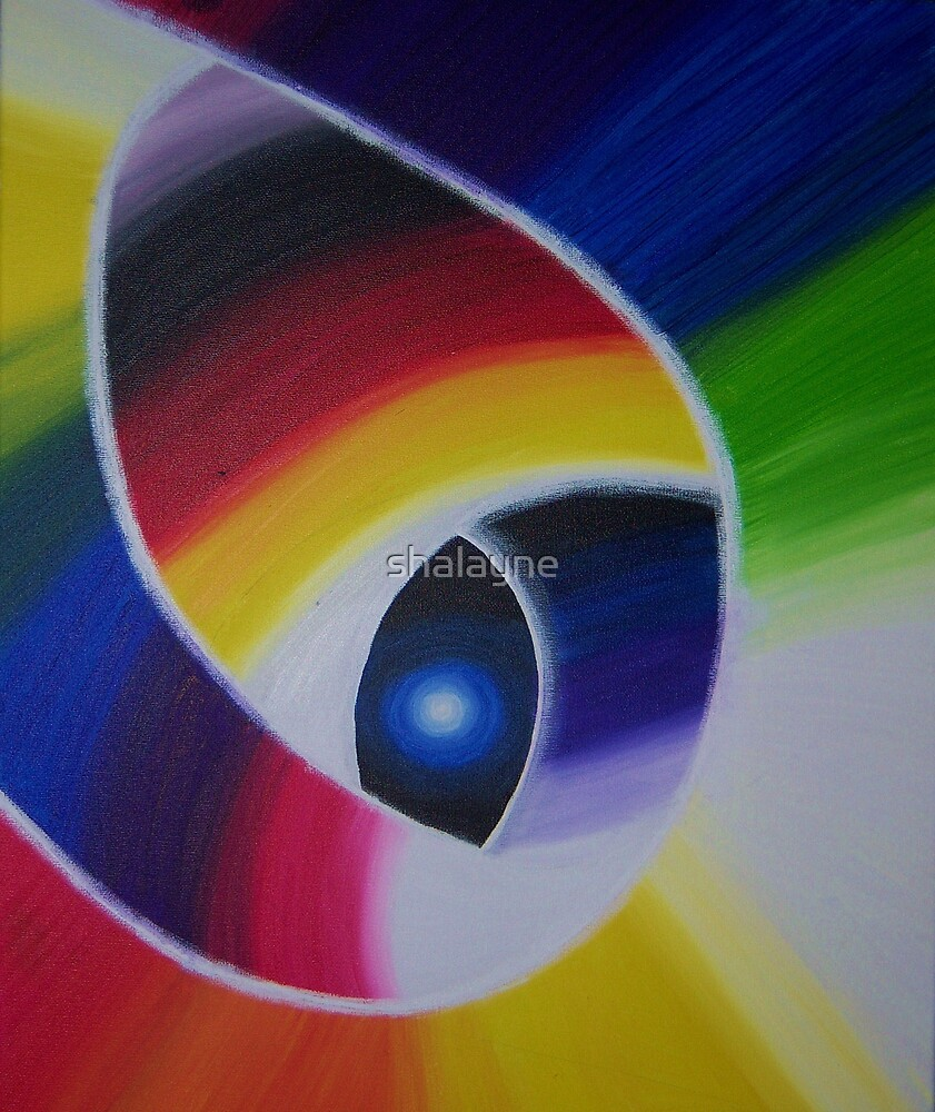 Rainbow Desire by shalayne