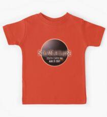 America´s Eclipse 2017 - South Carolina Kids Clothes