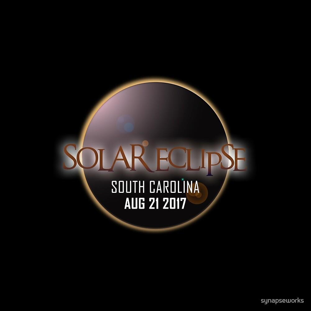 America´s Eclipse 2017 - South Carolina by synapseworks