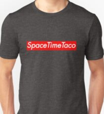 Space Time Taco Supreme Unisex T-Shirt