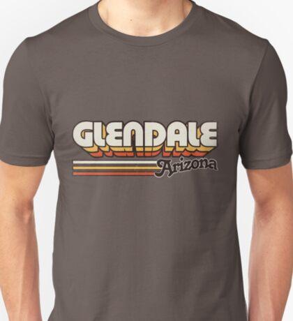Glendale, AZ   City Stripes T-Shirt
