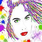 Rock Girl by Trinton TrinityHawk Garrett