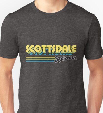 Scottsdale, AZ   City Stripes T-Shirt