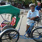 Cyclo Driver by JenniferC