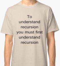 RECURSION Classic T-Shirt
