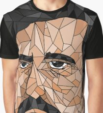 The medellin kingpin stained glass Graphic T-Shirt