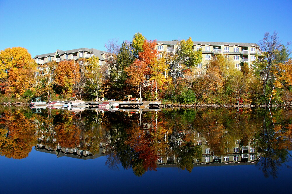 Huntsville Reflections by Dave Law