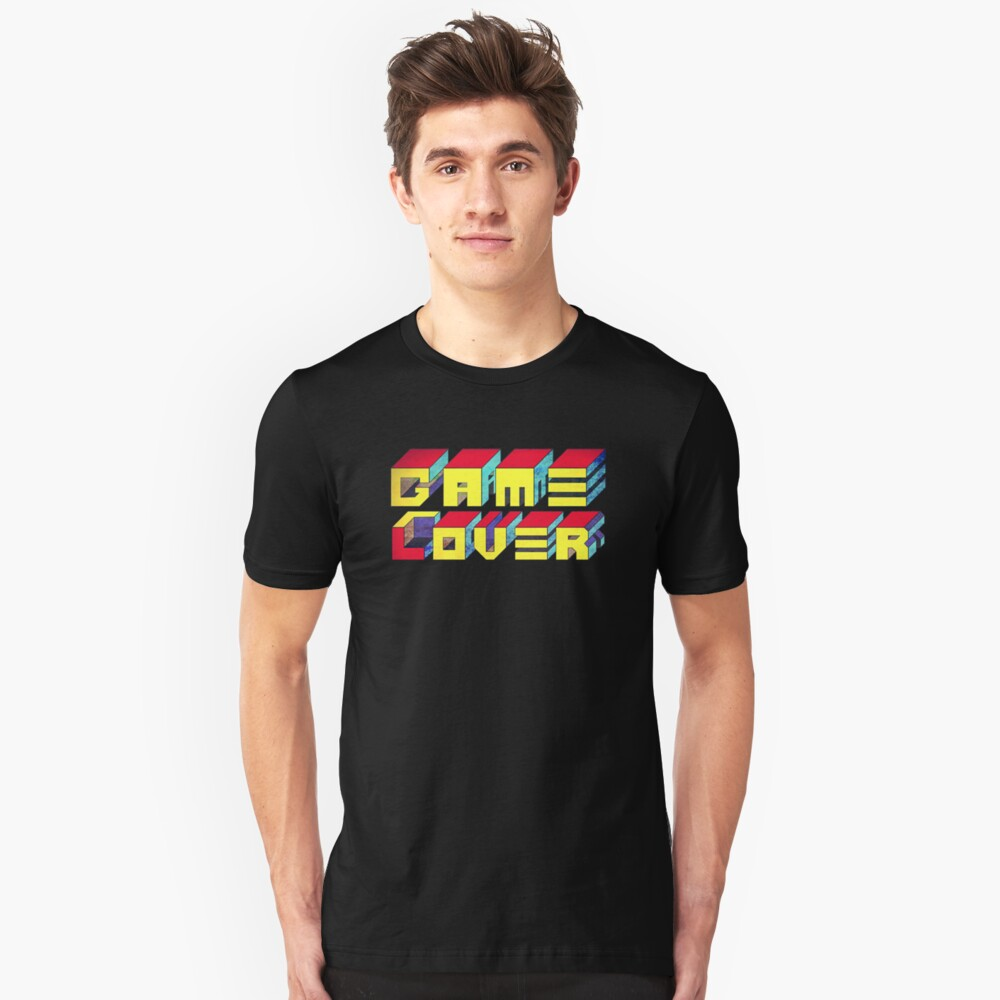 Game of Love Unisex T-Shirt Front