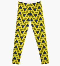 Arsenal 1991-93 Away Shirt Bruised Banana Print Leggings