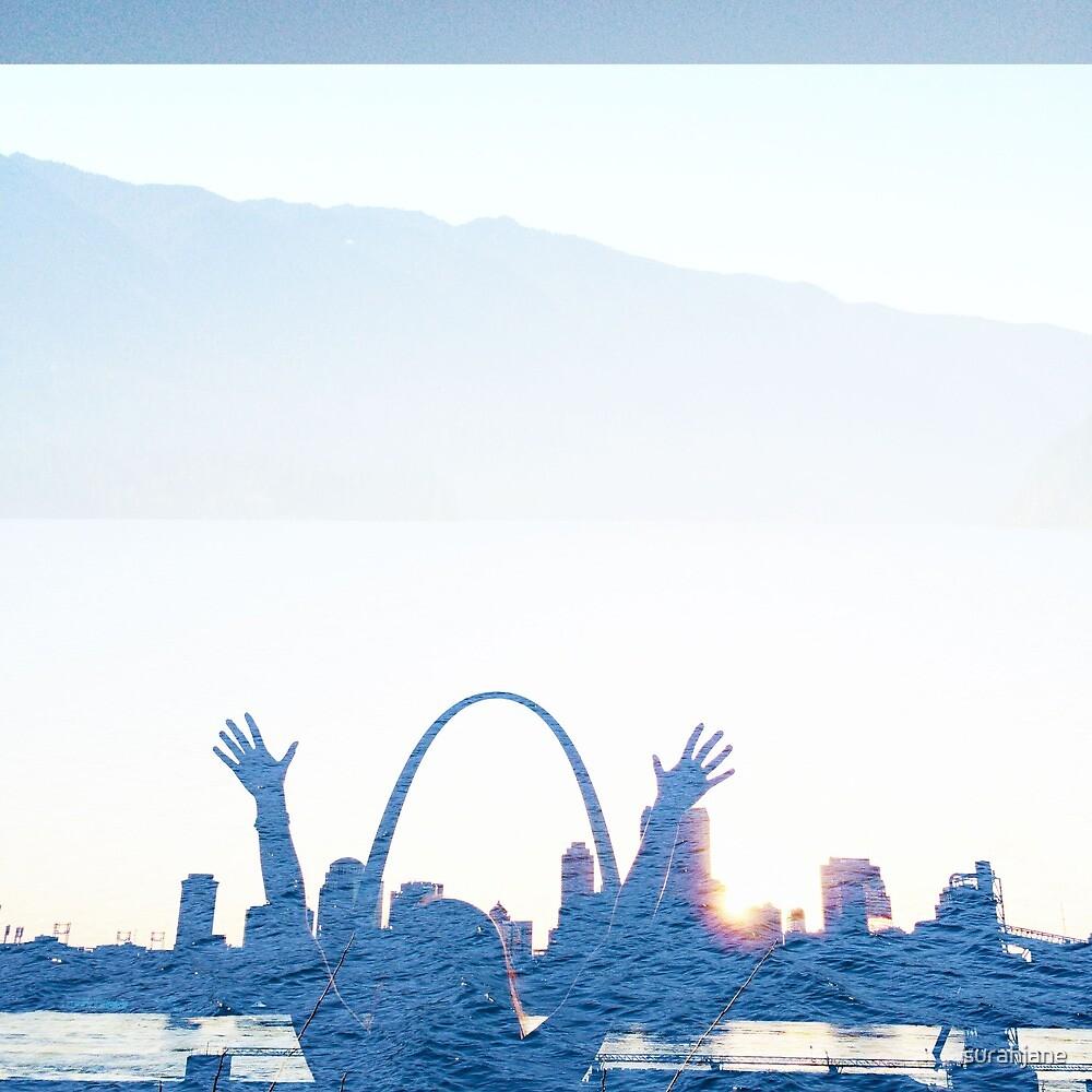 St. Louis Arch by surahjane