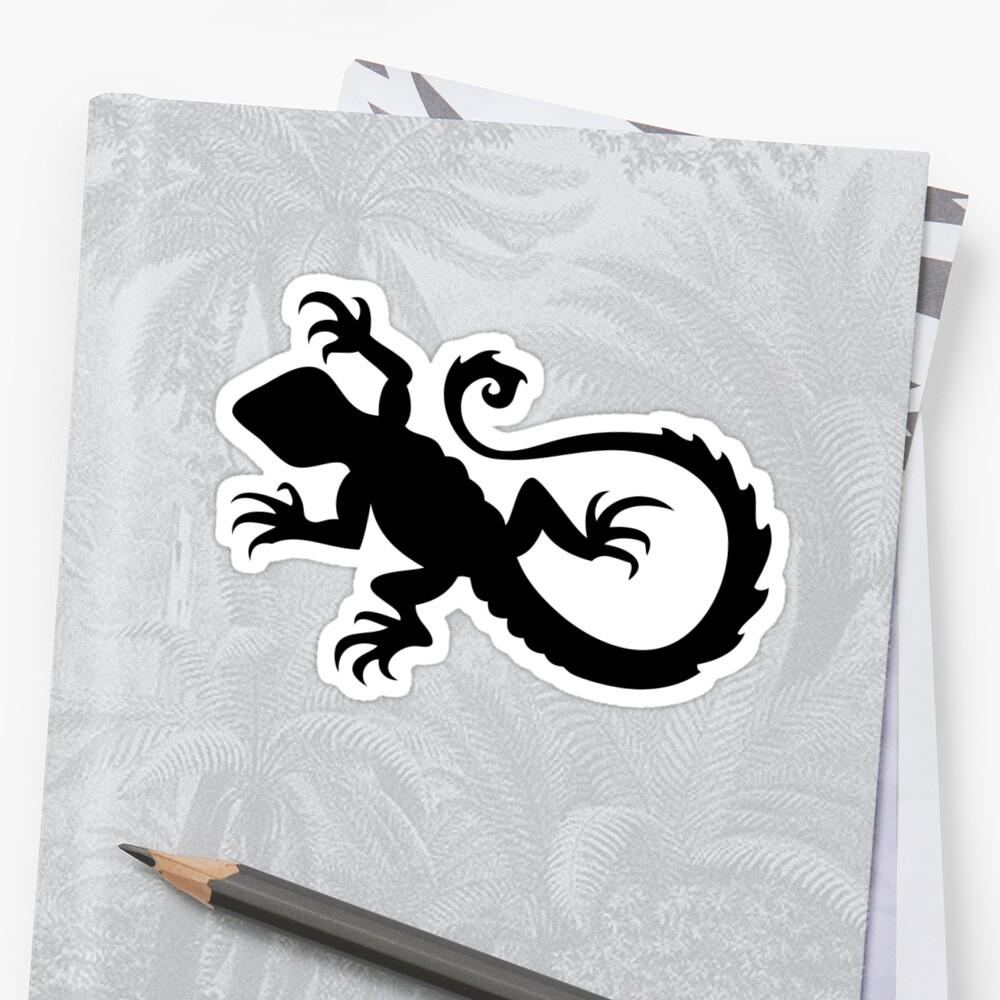 Lizard by Smaragdas