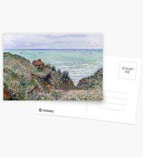 Claude Monet Cabin of the Customs Watch Postcards