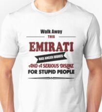 UAE Dubai Emirati Arab gift costume t shirt Unisex T-Shirt