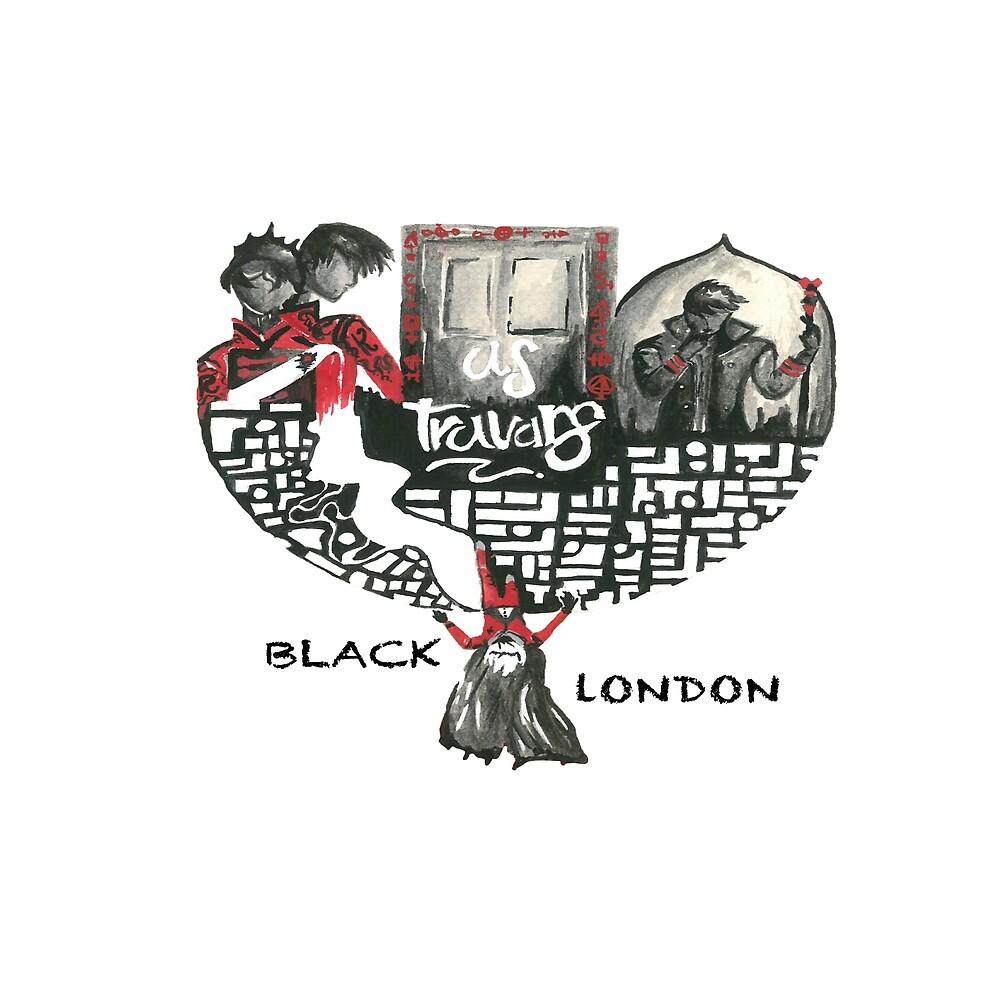 Black London  by twinkle-canvas