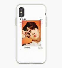 Vinilo o funda para iPhone yoongi -