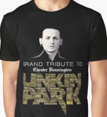 tribute to chester Graphic T-Shirt