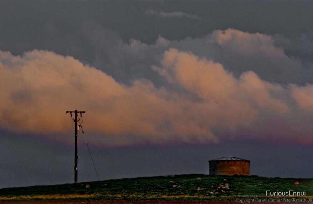 A Pole and a Watertank by FuriousEnnui
