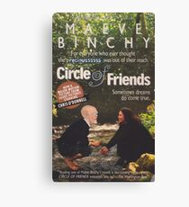 Ring of Friends Canvas Print