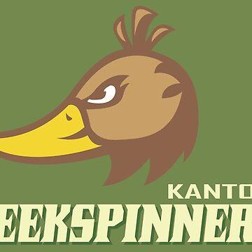Kanto Leekspinners by spumoniworks