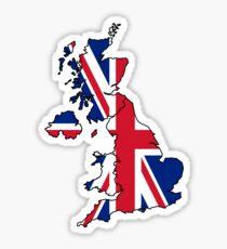 Flag of Britain Sticker