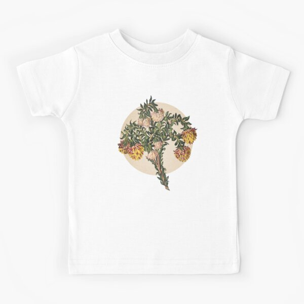 Placa vieja de Liparia sphaerica Camiseta para niños