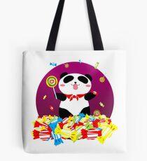 Canda Panda, Candy Pandy Tote Bag