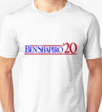 Ben Shapiro 2020 Slim Fit T-Shirt