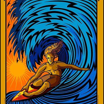 TODOS SANTOS BAJA MEXICO SURFING by theoatman