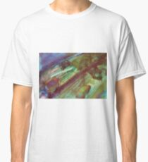RAINY AFTERNOON ON THE FREEWAY (C2017) Classic T-Shirt
