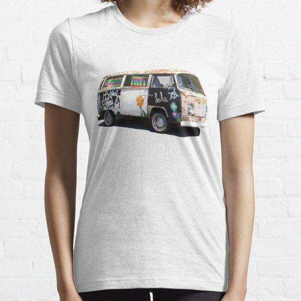 Van hippie Camiseta esencial