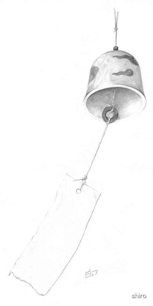 Wind Bell by shiro
