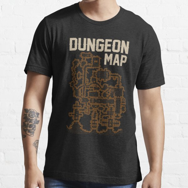 Dungeon Roleplaying T-Shirt Essential T-Shirt