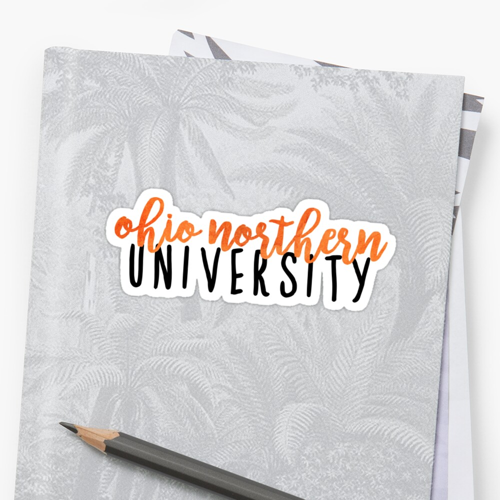 Ohio Northern University by akachayy