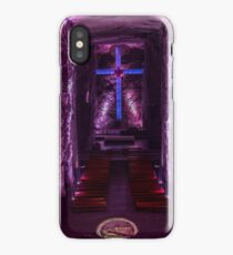 Salt Cathedral in Colombia iPhone Case